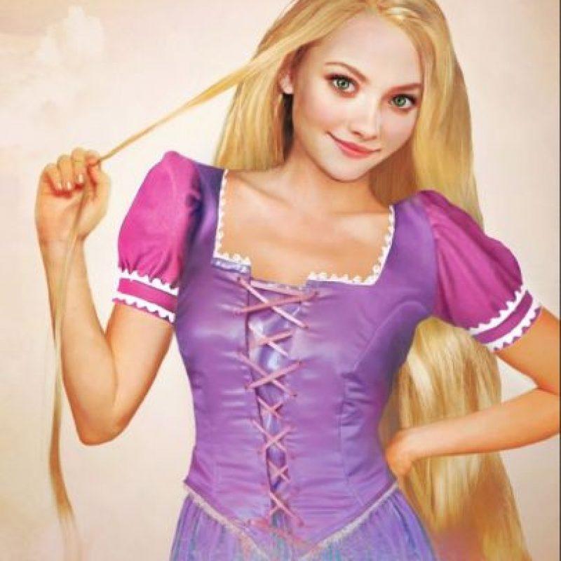 Rapunzel Foto:Jirka Väätäinen