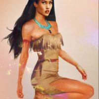 Pocahontas Foto:Jirka Väätäinen