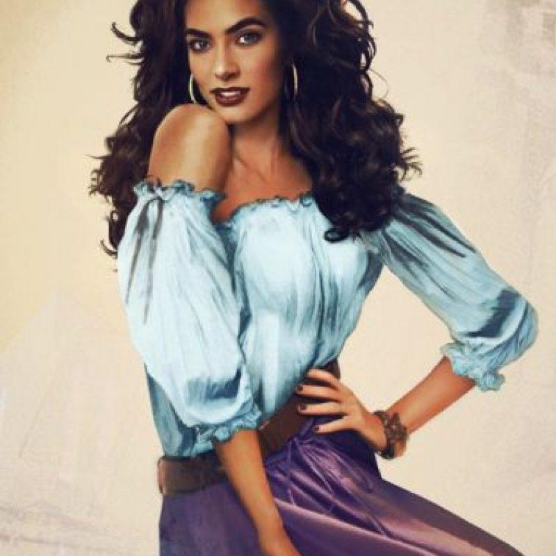 Esmeralda Foto:Jirka Väätäinen