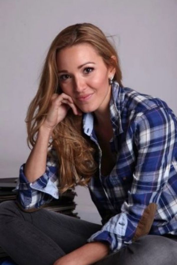 Ella es Jelena Ristic, la esposa de Novak Djokovic. Foto:JelenaRisticNDF
