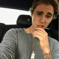 Y generó varias imágenes en apoyo a Bieber Foto:Shots/Justin Bieber