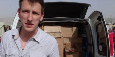 El trabajador humanitario Peter Kassig, quien fue asesinado en diciembre. Foto:AP