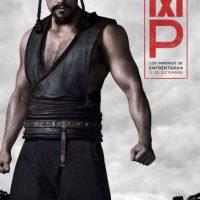 Uli Latukefu interpreta a Byamba, un guerrero mongol y uno de los hijos de Kublai Khan de su relación con una concubina, en la serie original de Netflix Marco Polo. Foto:Netflix