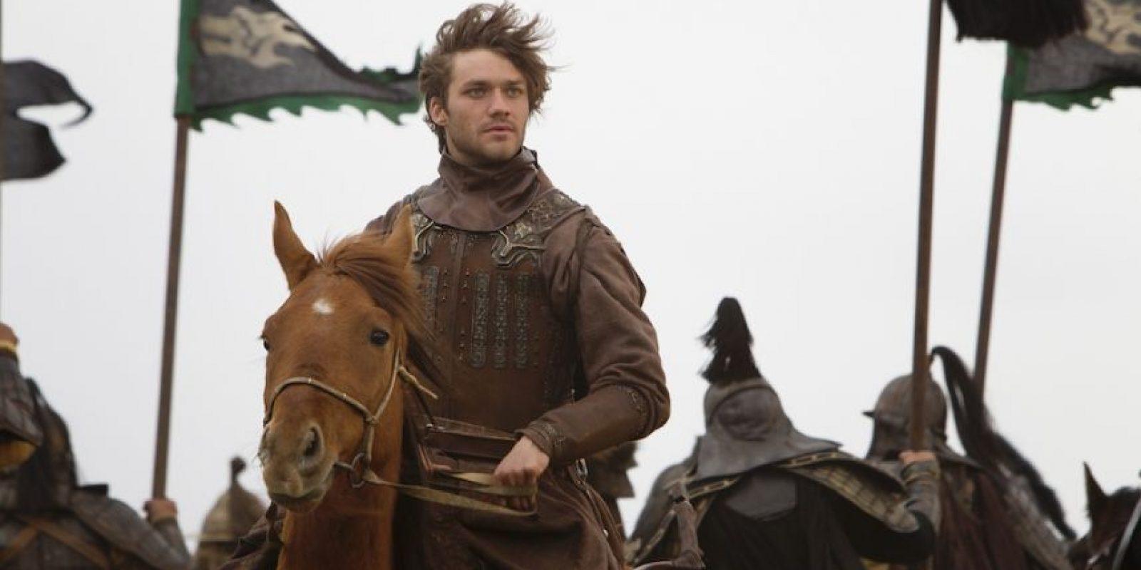Marco Polo ya está disponible en Netflix. Foto:Netflix