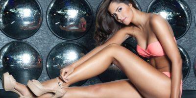 FOTOS. Así se preparó Miss Colombia para coronarse como la más bella
