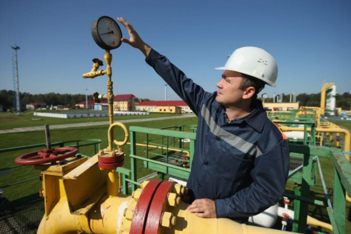 Sobre todo en la producción de gas. Foto:Getty Images