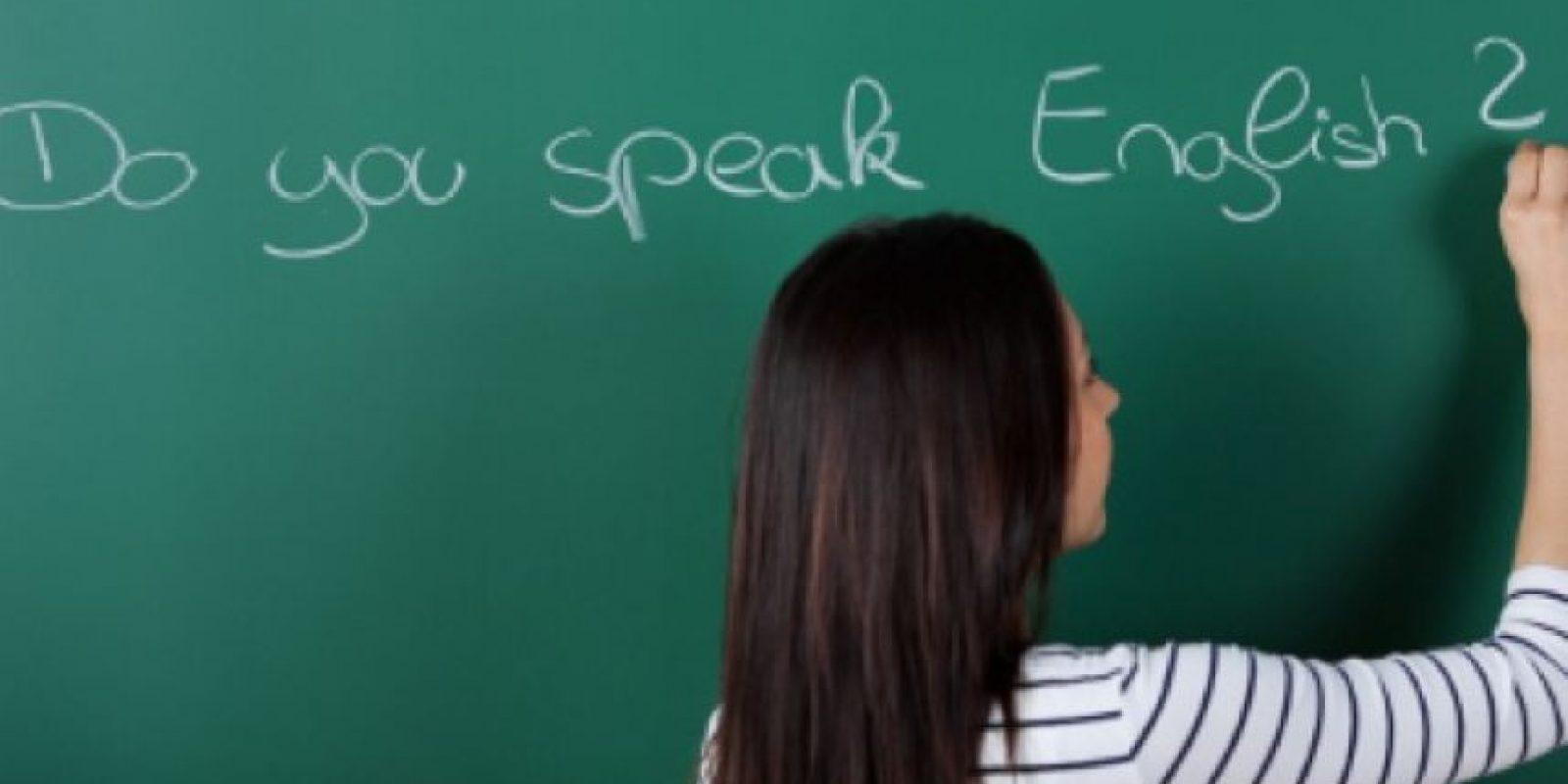 """3. """"El español y el inglés son idiomas muy diferentes. La asociación de ideas a palabras, en un idioma y en otro, se hace de manera muy distinta. Esto es lo que, en la mayoría de las veces, lo hace 'difícil' de aprender"""", mencionó el sitio Englishcom.com Foto:Pixabay"""
