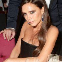 Victoria Beckham fue la precursora. Foto:Getty Images