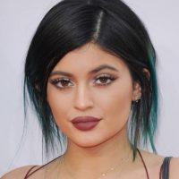 Así muestra sus labios. Foto:Getty Images
