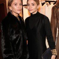 """Las gemelas Olsen, desde que se posicionaron como diseñadoras reconocidas con su marca """"The Row"""", jamás lo hacen. Foto:Getty Images"""