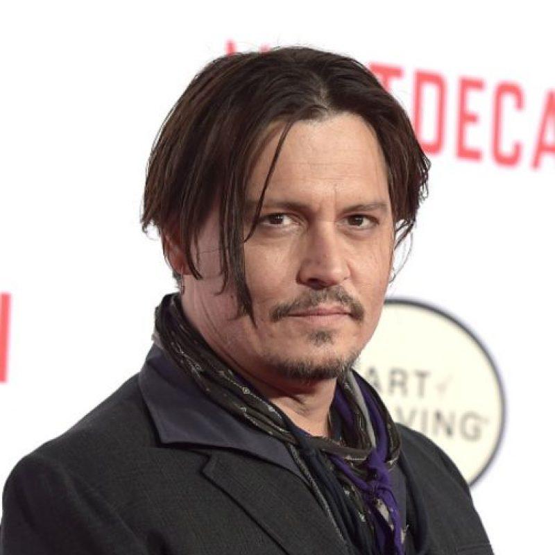 Tampoco Johnny Depp Foto:Getty Images