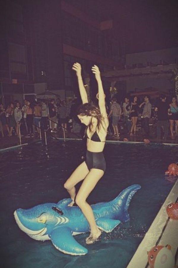 En dicho lugar también llegan famosos tanto de Tv como de Cine, además de músicos de todo el mundo. Foto:Tumblr.com/tagged-pool-party