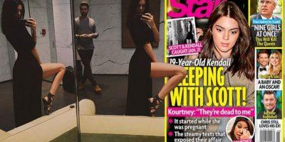 ¡Traición entre las Kardashian! Kendall Jenner podría tener un