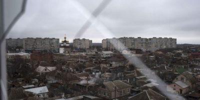 La ciudad de Mariupol ha sido escenario de varios ataques. Foto:AP