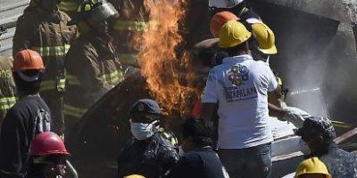 FOTOS: Estremecedoras imágenes de la tragedia en hospital de México