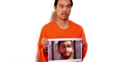 Kenji Goto, periodista japonés en custodia de ISIS. Foto:AFP