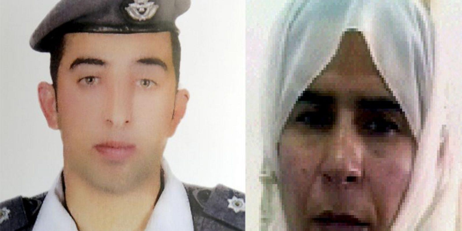 El grupo terrorista ha pedido intercambiarlos por la prisionera Sajida al-Rishawi. Foto:AFP