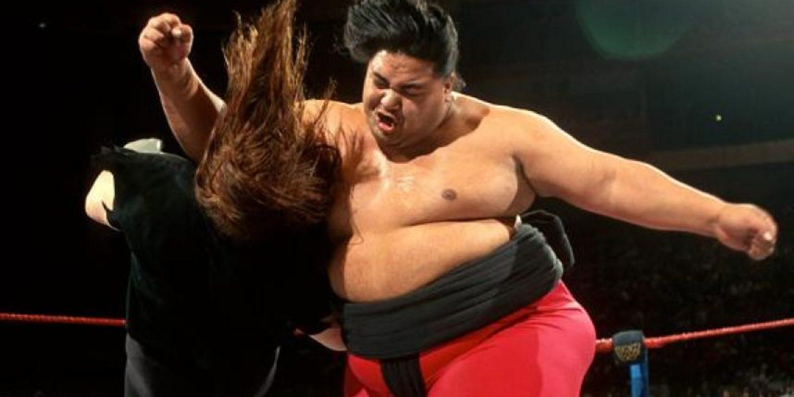 Entró al Salón de la Fama de forma póstuma en 2012 Foto:WWE