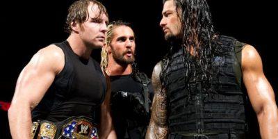 Roman Reigns formó parte del Escudo Foto:WWE