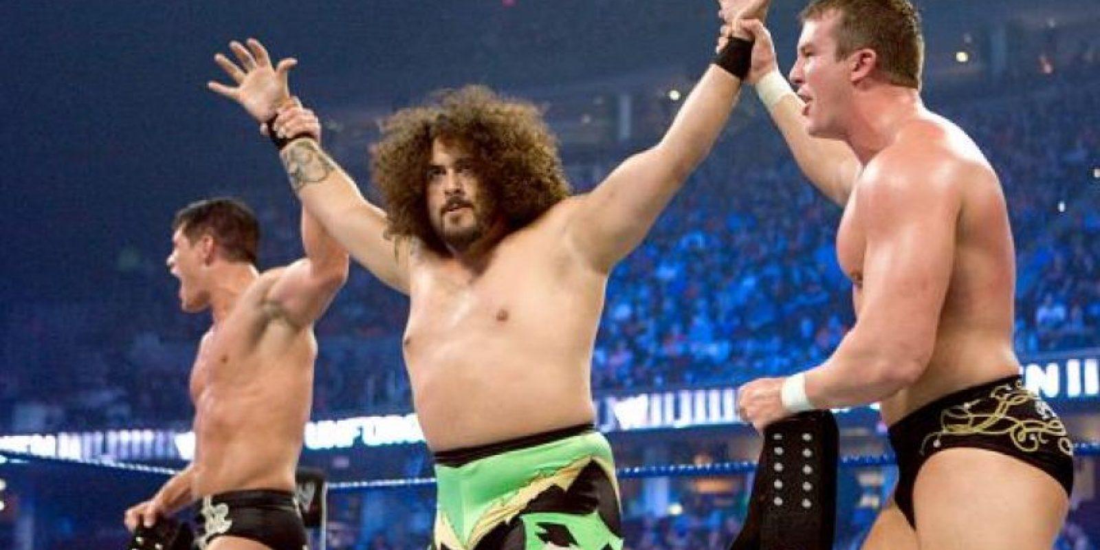 Fue parte de Legacy Foto:WWE