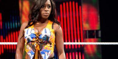 Jimmy Uso se casó a principios del año pasado con Naomi, diva de la WWE, para ampliar aún más a la dinastía. Foto:WWE