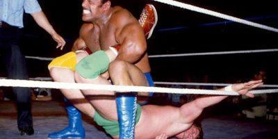 También es miembro del Salón de la Fama de la WWE Foto:WWE