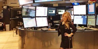 """FOTOS: ¿Thalía sigue los pasos de """"El Lobo de Wall Street""""?"""