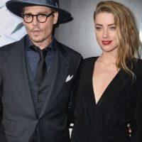 "Trabajaron juntos en el filme ""The Rum Diary"" Foto: Getty Images"