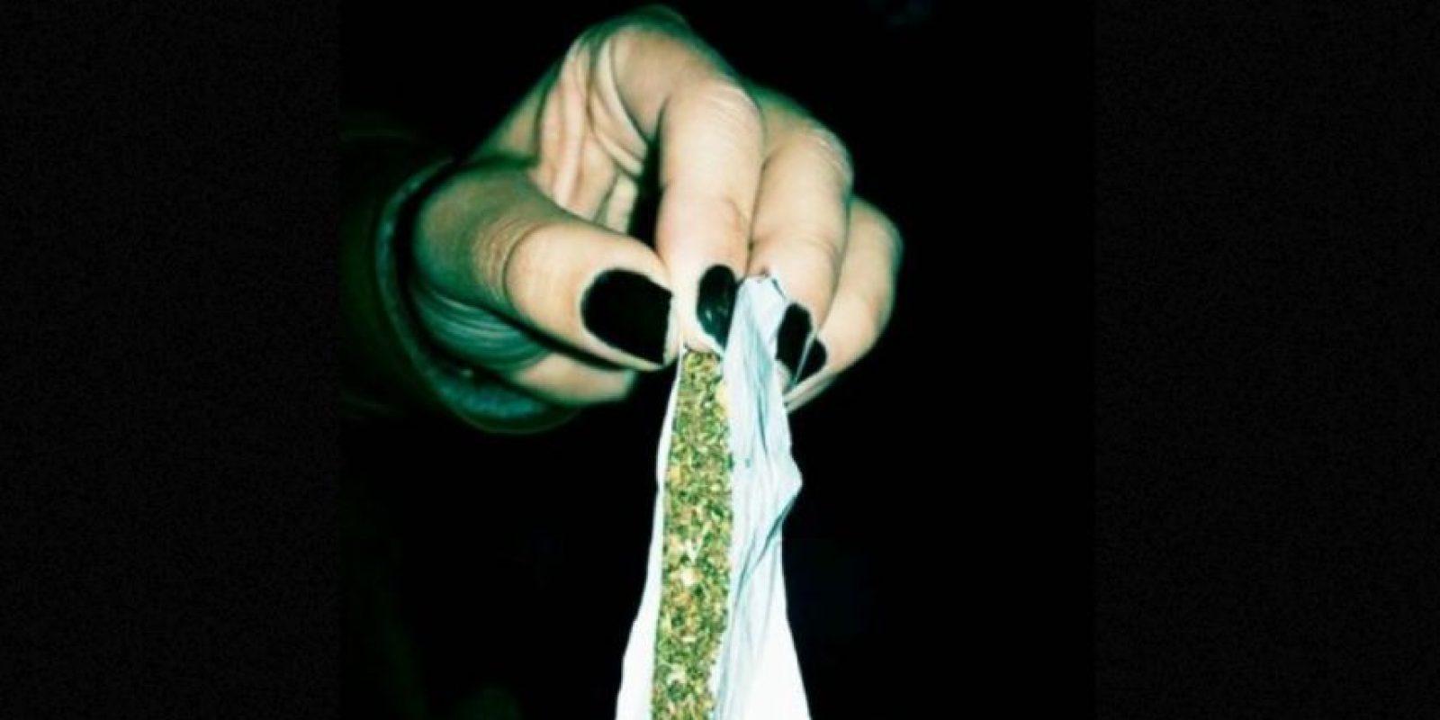 La empresa Solstice lanzó un souvenir de marihuana medicinal en el marco del partido más esperado de la temporada Foto:Tumble.com/Tagged-marihuana