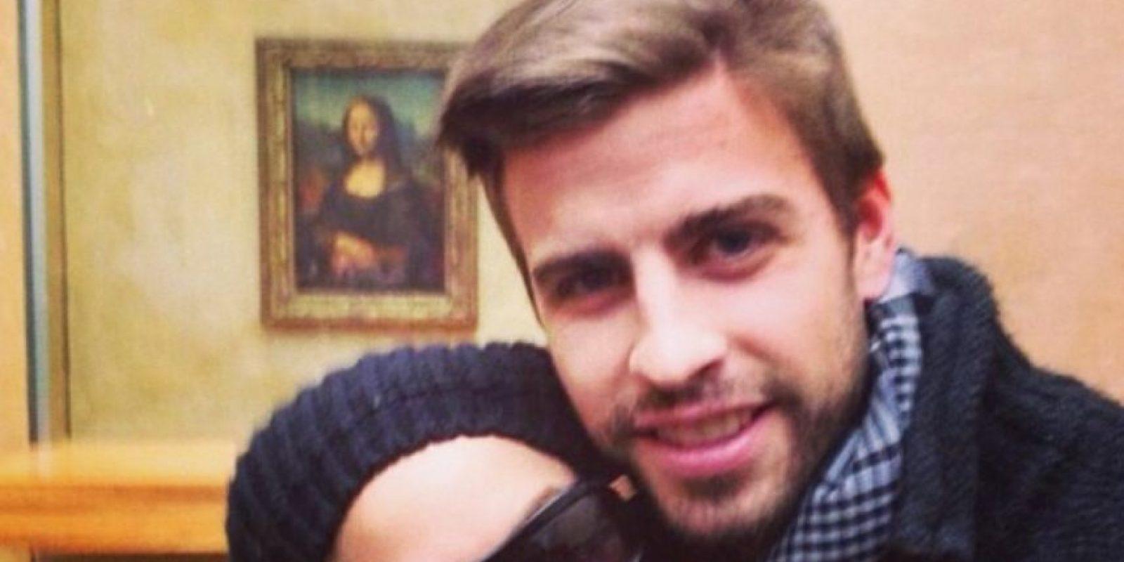 El segundo hijo de Shakira y Piqué tiene el carnet 155 mil 629 Foto:Instagram: @3gerardpique