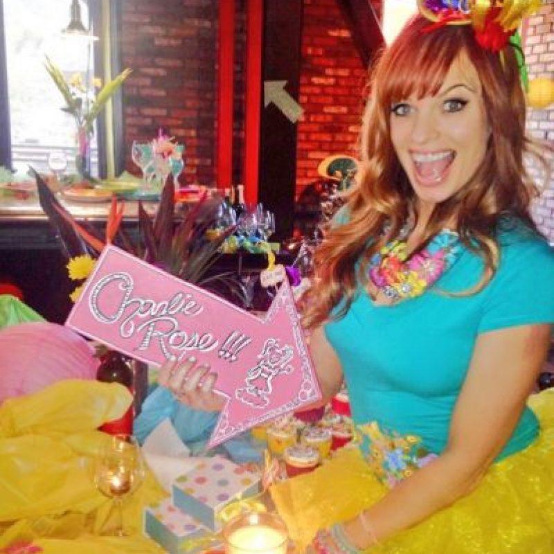Actualemente es anunciadora de la empresa TNA Foto:Twitter: @hemmepowered