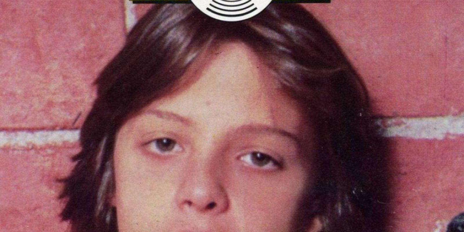 Luis Miguel en los años 80 comenzó como ídolo adolescente. En 1984 participó en el cine. Foto:Tumblr