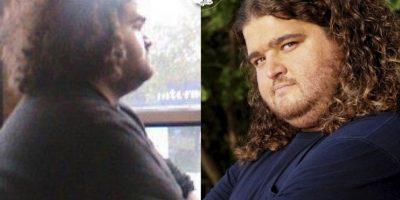 """Hugo Reyes, de """"Lost"""" Foto:Parecidos De Bondis/Facebook"""