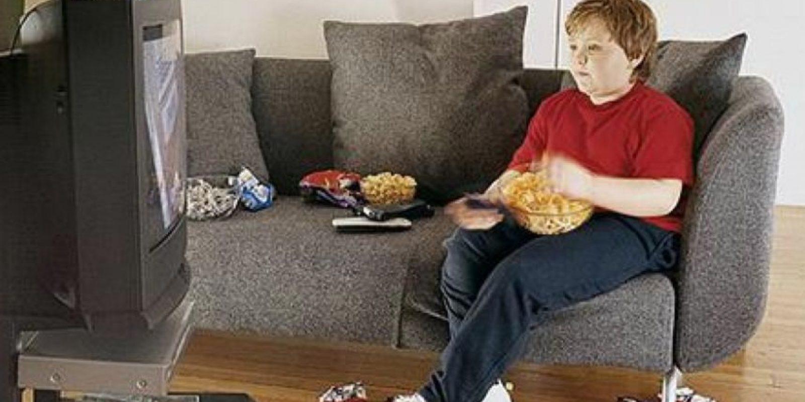 2. Incrementa la creatividad. Si cambiamos la tv por una caminata tendremos buenos resultados. Foto:Tumblr.com/Tagged- tv-adicto