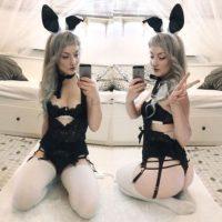 """Se llama """"Vex Tape"""" y se desnuda en webcams para hacer sus películas de porno alternativo. Foto:Vex Tape/Instagram"""