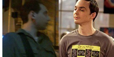 Sheldon Cooper Foto:Parecidos De Bondis/Facebook