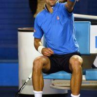 Nole buscará su quinto título en el Abierto de Australia ante Andy Murray Foto:AP