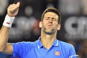 Nole buscará su quinto título en el Abierto de Australia ante Andy Murray Foto:Getty