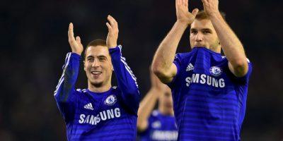 Los Blues son los líderes del fútbol inglés Foto:Getty