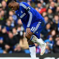 Didier Drogba es una de las armas del ataque de los Blues Foto:Getty