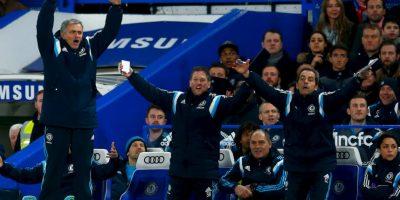 José Mourinho y el equipo londinense han tenido una gran campaña Foto:Getty