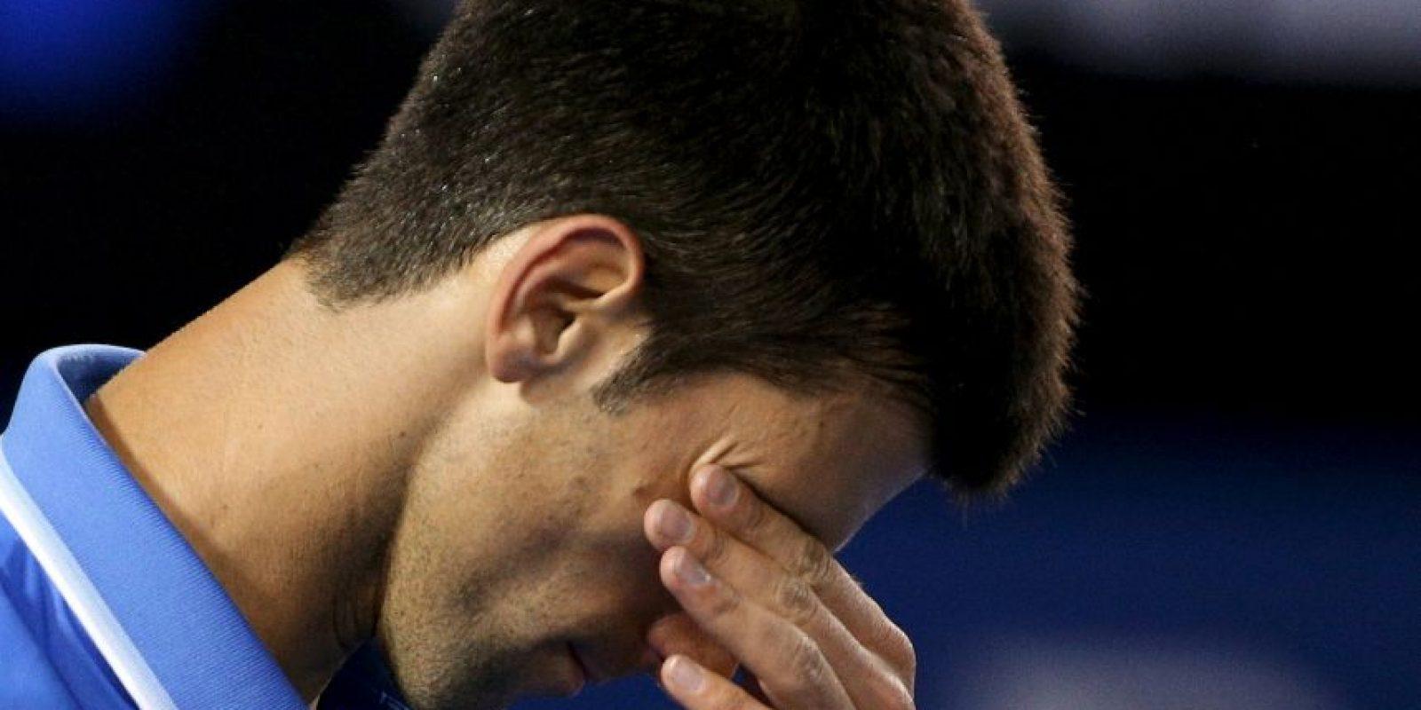 Novak Djokovic Foto:Getty