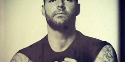 FOTO: Ricky Martin enciende Instagram con nuevo selfie