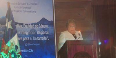 Lee aquí las frases de la presidenta de Chile, Michelle Bachelet
