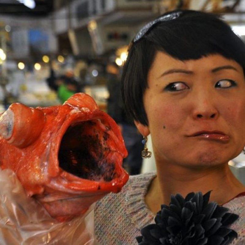 La actriz Haruka Kuroda interpretaba su voz en las entrevistas Foto:Twitter @kurodaharuka