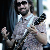 Simon Katz colaboró como músico y guitarrista Foto:Getty Images