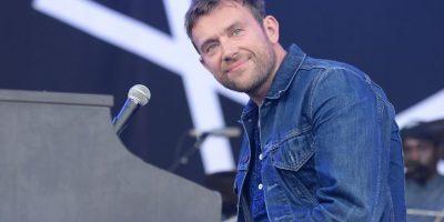 Damon Albarn participó como músico y vocalista Foto:Getty Images