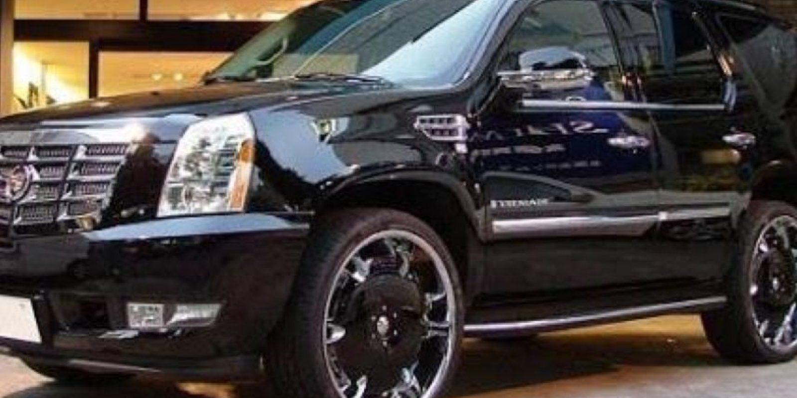 El Presidente de Estados Unidos se transporta en el mismo vehículo Foto:Getty