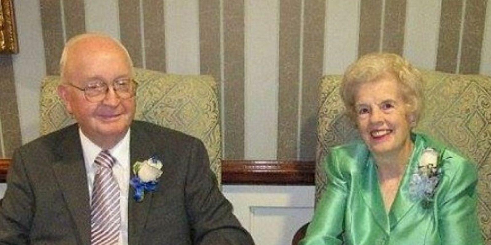 Jimmy Breland duró casado con Billie Breland por 60 años. Ella murió primero. Foto:Cliff Sims