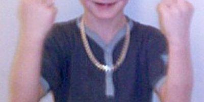"""FOTOS: El niño más """"malo"""" de Inglaterra presumió su primera ida a la corte"""